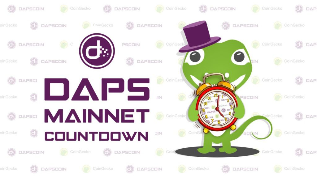 Daps Mainnet Countdown